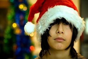 sad santa 2