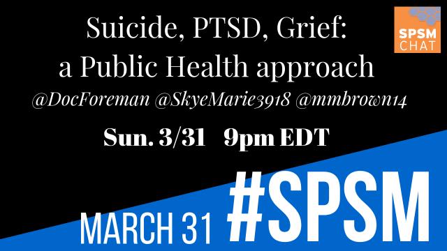 Suicide, PTSD, Grief_ a public health approach (1)